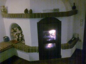 Ekologiczny piec na drewno dwukomorowy Xeoos